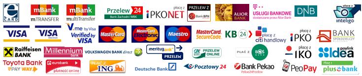 Płatności online za usługi